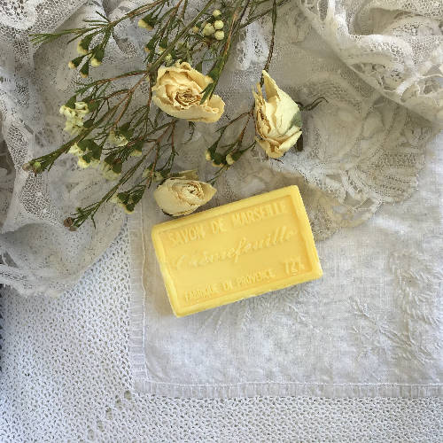 Honeysuckle French Soap