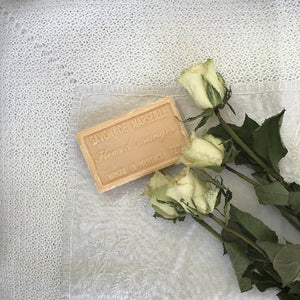 Orange Blossom French Soap