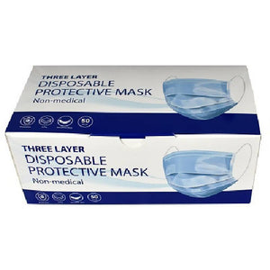 Box of Face Masks - 50 pcs