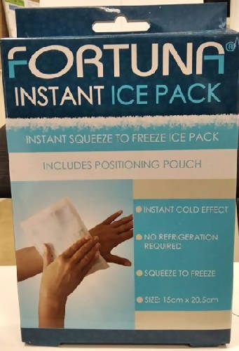 Fortuna Instant Ice Pack