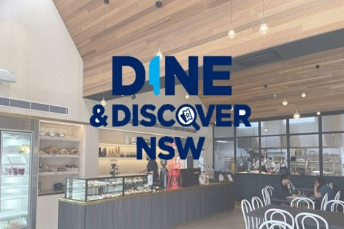 Use your Dine & Discover NSW vouchers @ STIX !