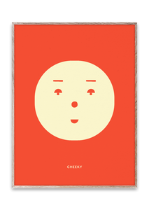 Cheeky Feeling / Poster 30x40cm
