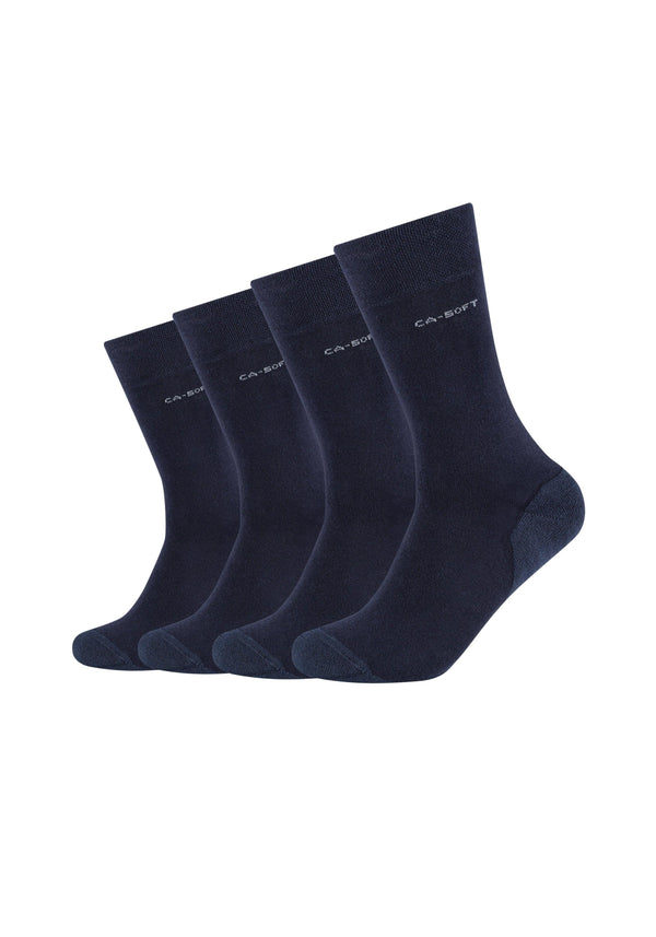 Socken ca-soft Walk 4er Pack