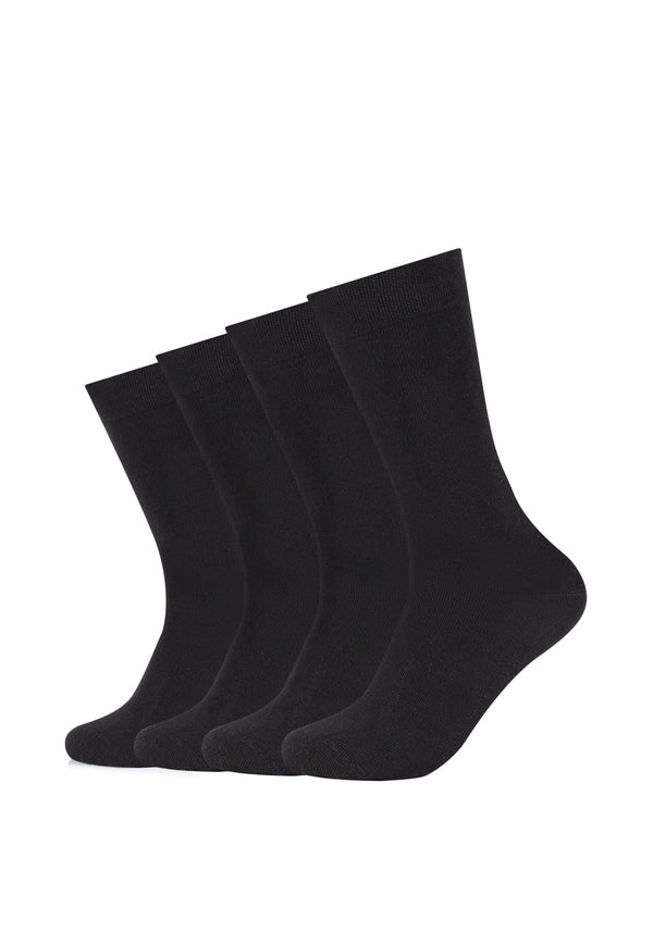 Sneakersocken ca-soft Bio-Baumwolle 4er Pack
