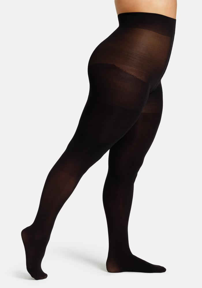 Feinstrumpfhose Women Curvy Tights 60 DEN matt 1 Paar