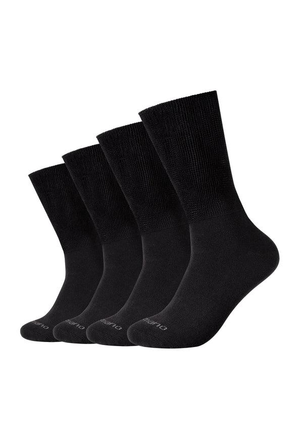 Socken Comfort Plus Diabetiker 4er Pack