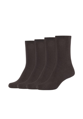 Damen Socken Comfort sole 4er Pack