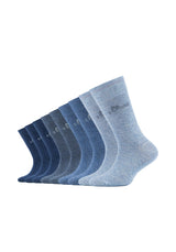 Kinder Socken Essentials 9er Pack