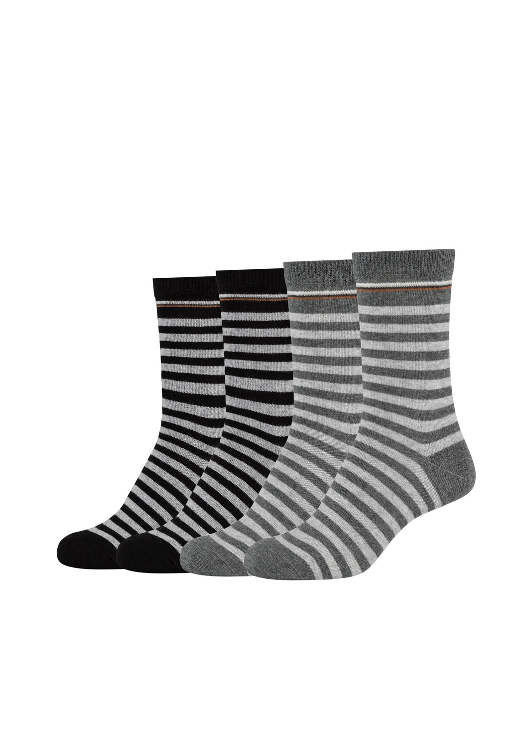 Socken Basic für Damen 4er Pack