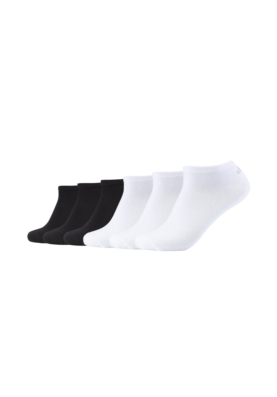 Sneakersocken Basic 6er Pack