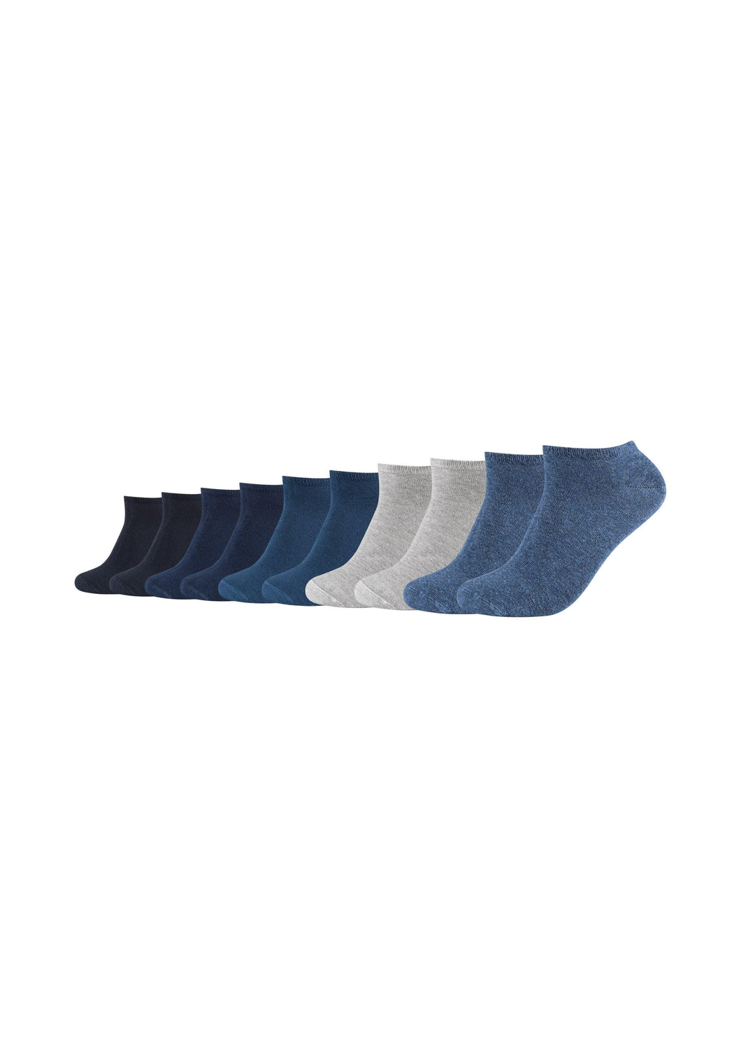 Sneakersocken Essential 10er Pack