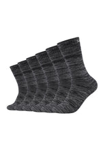 Lade das Bild in den Galerie-Viewer, Socken 6er Pack, Mesh Ventilation