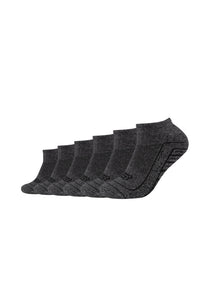 Sneakersocken Cushioned Unisex 6er Pack