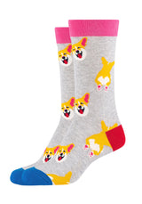 Damen Crew Socks Foxie 2er Pack - ONSKINERY