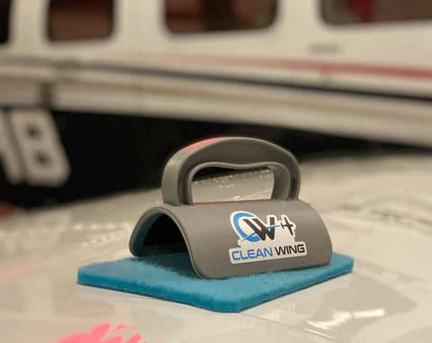 CleanWing Scrubber Microfiber Kit