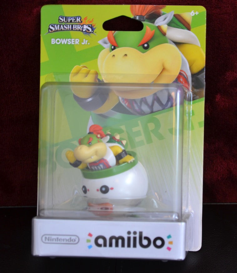 Bowser Jr. Amiibo (New in Box)