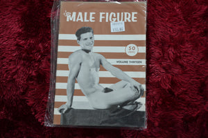 Male Figure---Beefcake magazine Volume 13