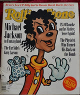 Rolling Stone -Michael Jackson in Fantasy land 9/4/1987
