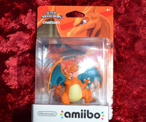 Charizard Amiibo (New in Box)