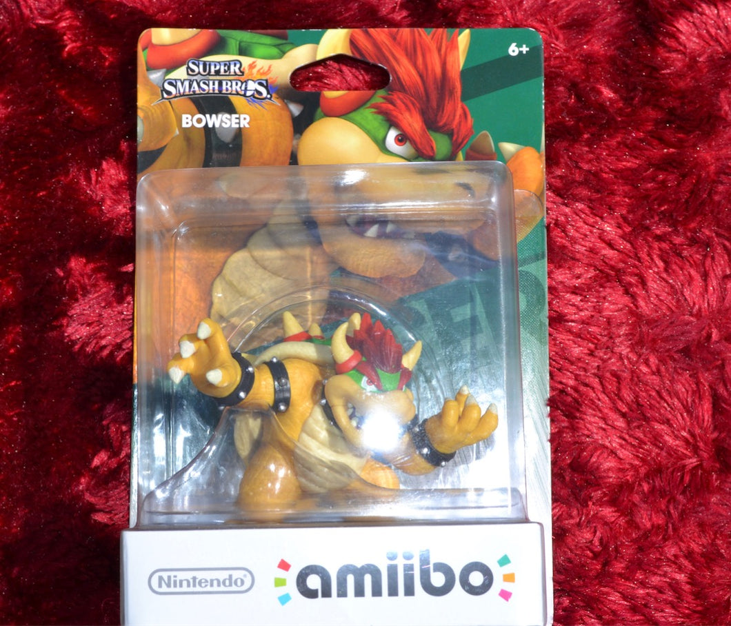 Bowser Amiibo (New in Box