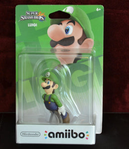 Luigi Amiibo (New in Box)
