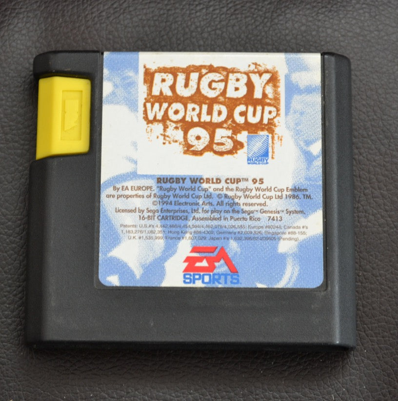 Rugby Worldcup 95