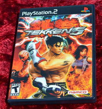 Load image into Gallery viewer, Tekken 5
