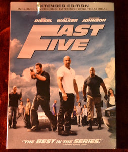 Fast and Furious:Fast Five