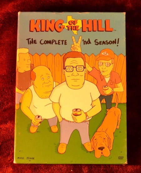 King of the Hill Second Season