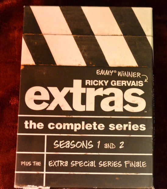 Extras The Complete Series
