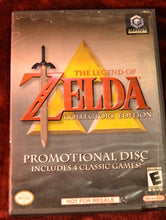 Load image into Gallery viewer, Zelda Promotional Disc