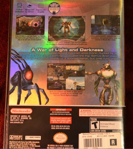 Metroid Prime Echoes
