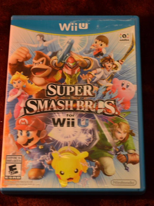 Smash Brothers WiiU