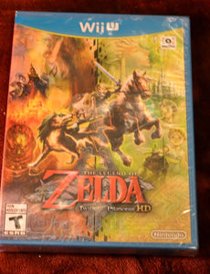 Zelda Twilight Princess (New)