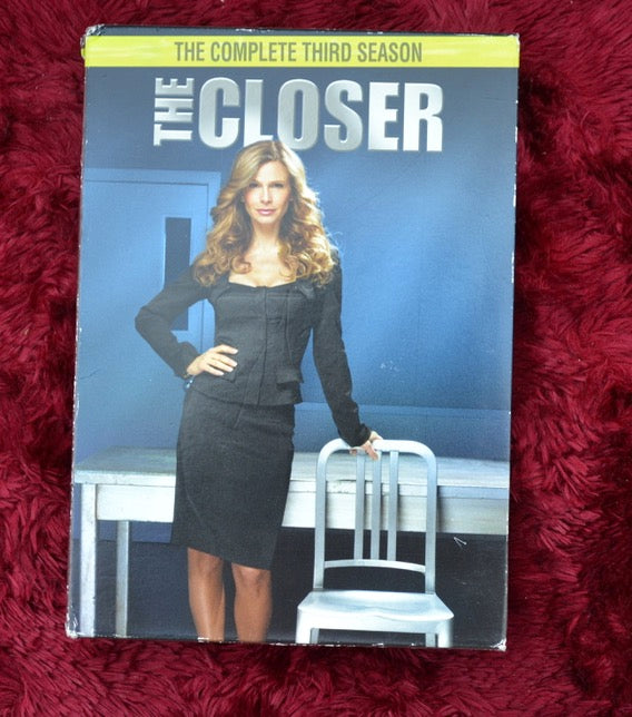 The Closer Season 3