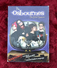 Load image into Gallery viewer, The Osbournes Season 1