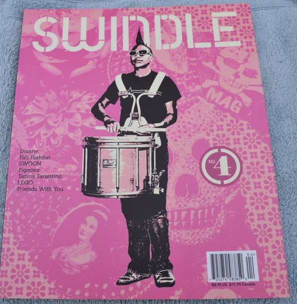 Swindle Number 4