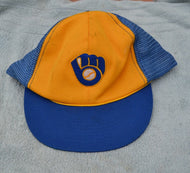 Milwaukee Brewers Trucker Cap