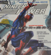 Nintendo Power Spiderman