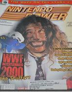 Nintendo Power Wrestlemania 2000