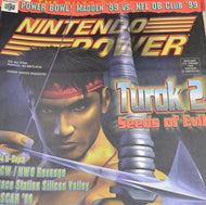 Nintendo Power Turok 2