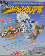 Nintendo Power Tony Hawk Pro Skater 2