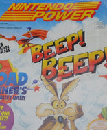 Nintendo Power Road Runner Death Valley Rally