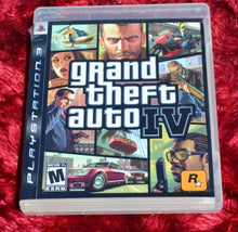 Load image into Gallery viewer, Grand Theft Auto 4