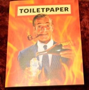 TOILETPAPER Magazine Issue 16