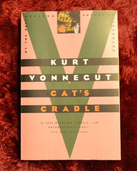 Cats Cradle by Kurt Vonnegut