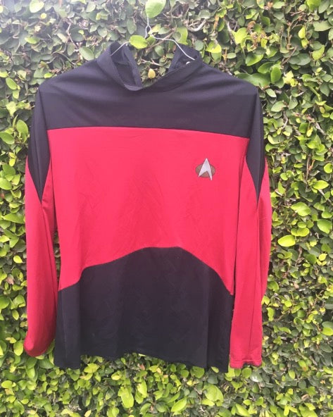 Star Trek Captains shirt