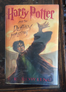 Harry Potter and the Deathly Hollows Hardcover