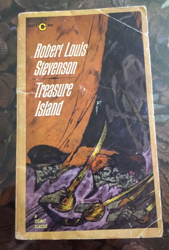 Treasure Island Paperback Novel