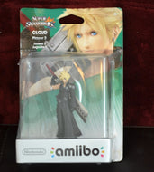 Cloud Player 2 Amiibo (New in Box)
